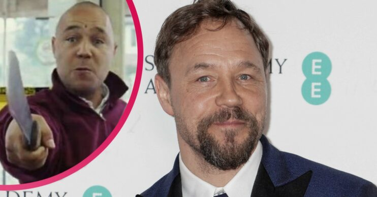 Actor Stephen Graham as Combo in This is England