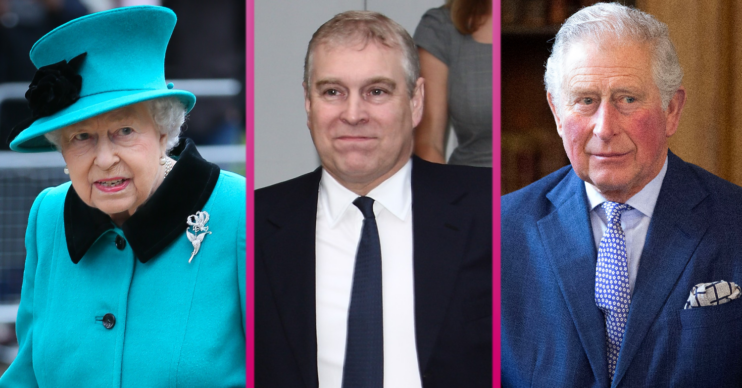 The Queen, Prince Andrew and Prince Charles latest news