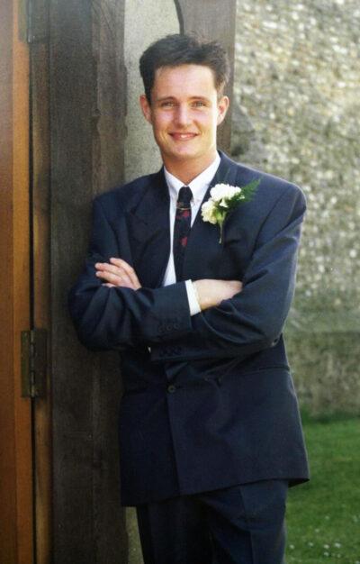 Stuart Lubbcock father Terry Lubbock dies