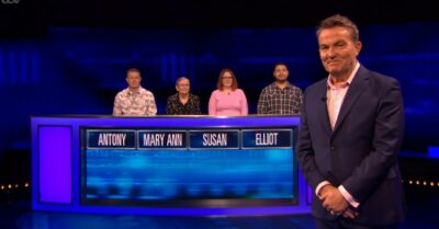 jenny ryan takes on the chase team