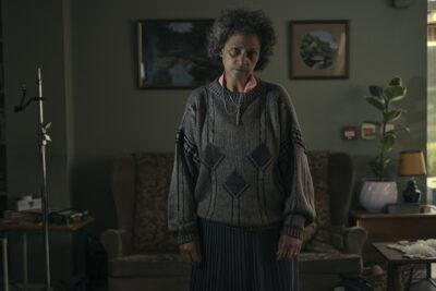 Cathy Tyson as Polly in Help