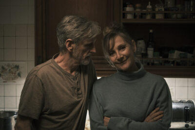 Bob and Gaynor in Help