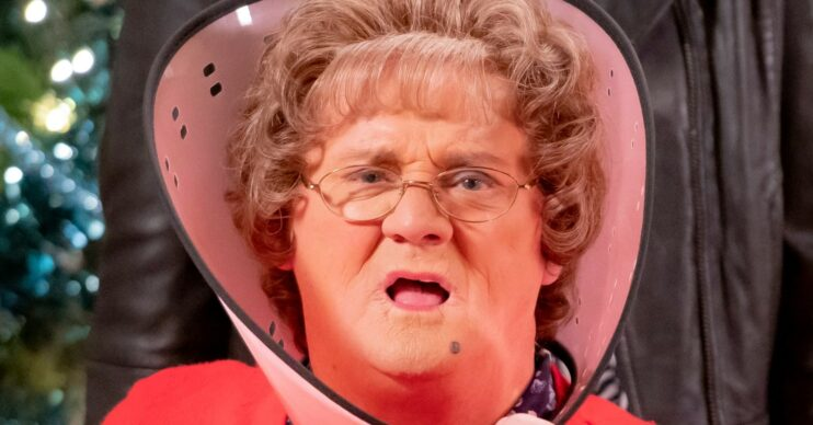 Mrs Brown's Boys returns for a live Halloween special on BBC One