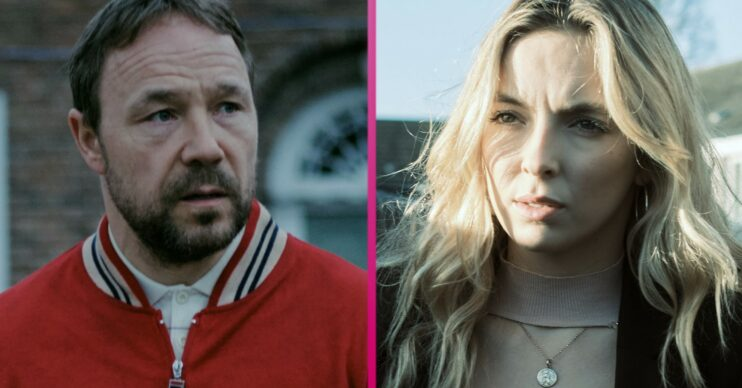 Stephen Graham and Jodie Comer