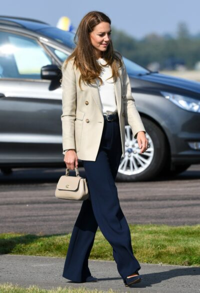 Duchess of Cambridge steps out for royal engagement