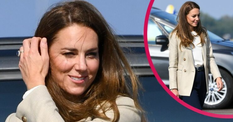The Duchess of Cambridge out today