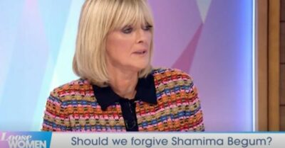 Jane Moore on loose women today