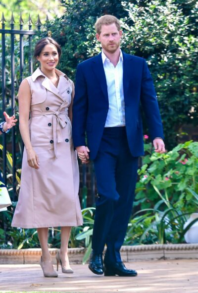 Meghan and Harry named among most influential people in TIME magazine