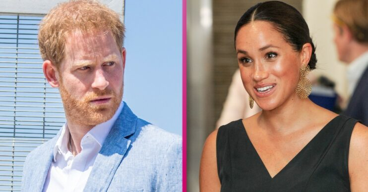 Harry and Meghan divide people with TIME magazine cover