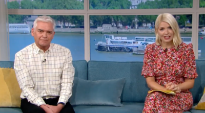 This Morning stars Phillip Schofield and Holly Willoughby paid tribute to Heather Bone