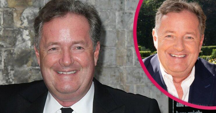 Piers Morgan reveals new job