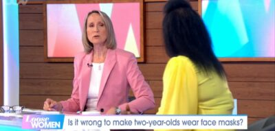 Carol McGiffin clashes with Kelle Bryan on Loose Women