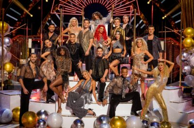 Strictly Come Dancing 2021 pro dancers