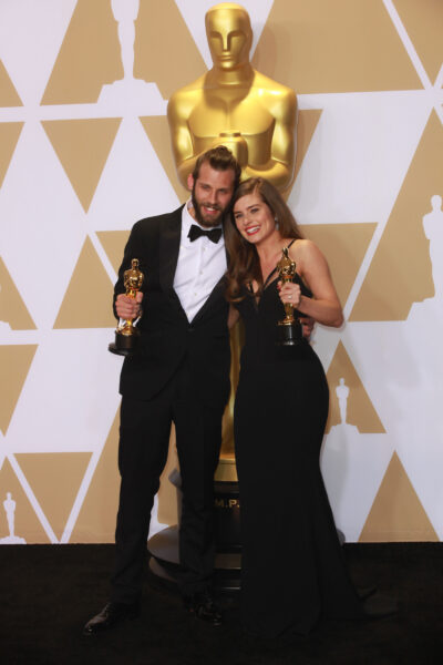 Helen in All Creatures Great and Small - Rachel Shenton after her Oscar win
