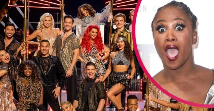 Strictly Come Dancing 2021 stars