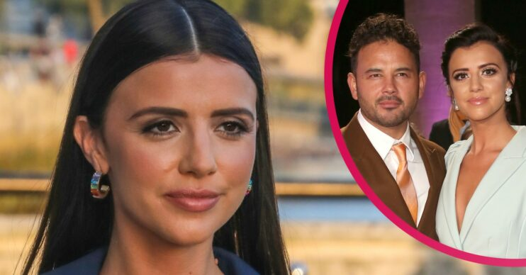 Lucy Mecklenburgh shares photo of her son on Instagram