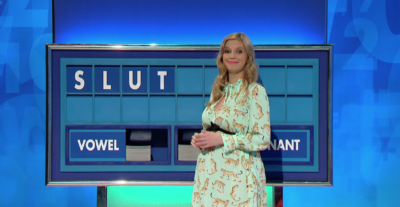 Rachel Riley and Countdown spelt out a rude word
