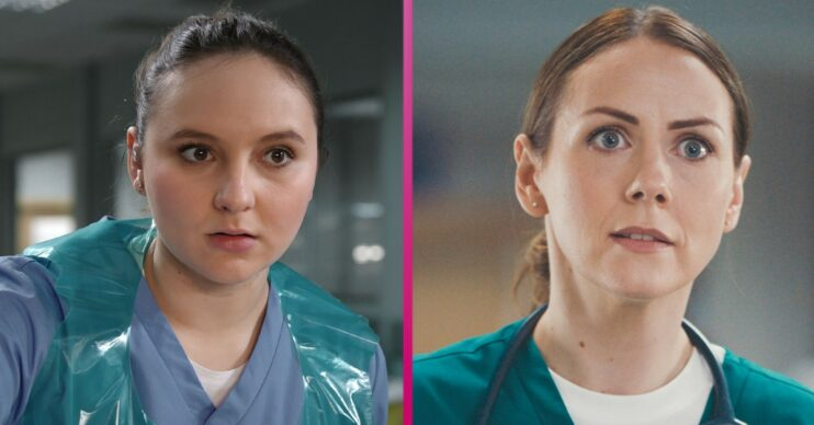 CASUALTY JADE AND STEVIE COMP
