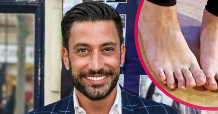 giovanni pernice teases strictly come dancing 2021 partner