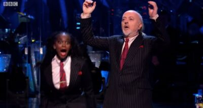 Bill Bailey and Oti Mabuse win Strictly 2021