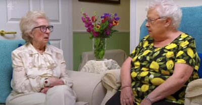 Gogglebox fans sad at Mary and Marina's absence from new series