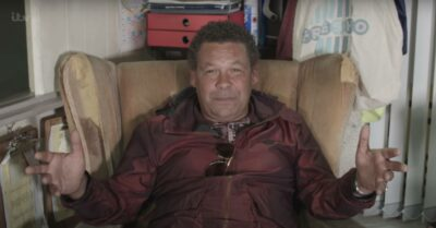 Craig Charles played cabbie Lloyd on Corrie