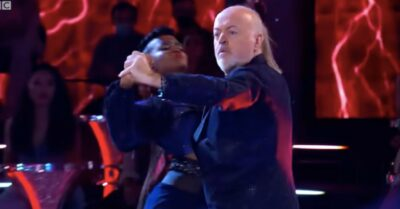 Bill Bailey and Oti Mabuse return to Strictly Come Dancing