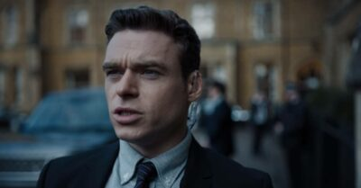 David Budd is the titular personal security officer in Bodyguard