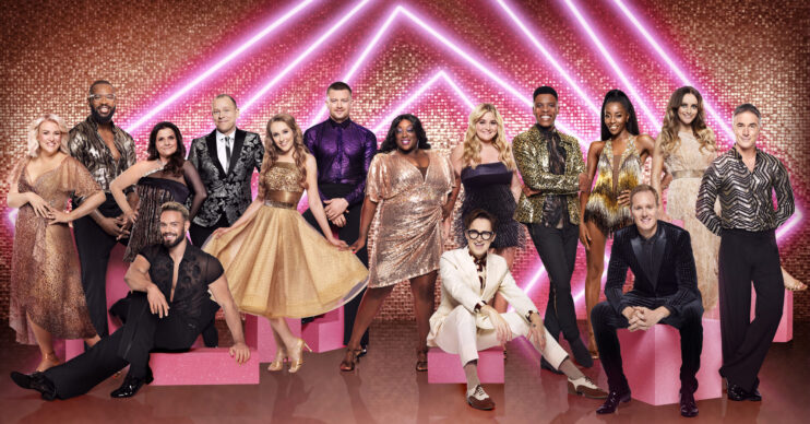 Strictly 2021 group shot