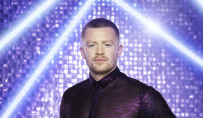 Adam Peaty Strictly Come Dancing