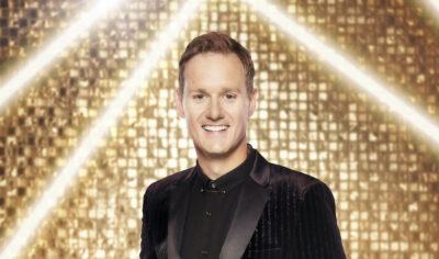Dan Walker Strictly Come Dancing