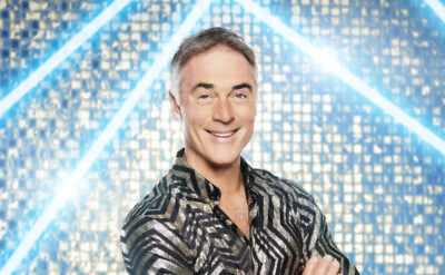 Greg Wise Strictly Come Dancing