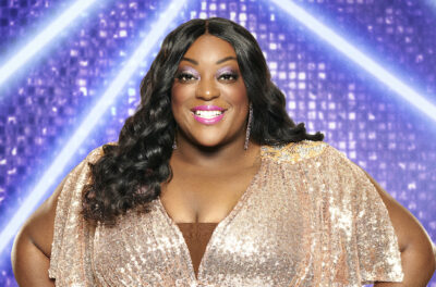 Judi Love Strictly Come Dancing