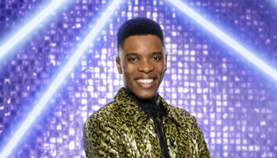 Rhys Stephenson Strictly Come Dancing