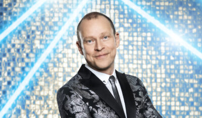Robert Webb Strictly Come Dancing