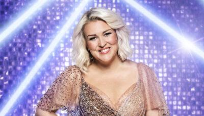 Sara Davies Strictly Come Dancing