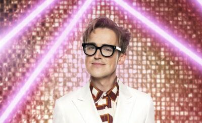 Tom Fletcher Strictly Come Dancing