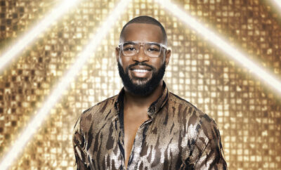 Ugo Monye dropped out of Strictly this week