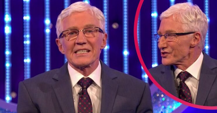 Viewers have given the Paul O'Grady show the thumbs down