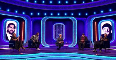 Guests on Paul O'Grady's Saturday Night Line Up