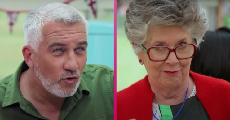 Paul Hollywood speaks about weight gain
