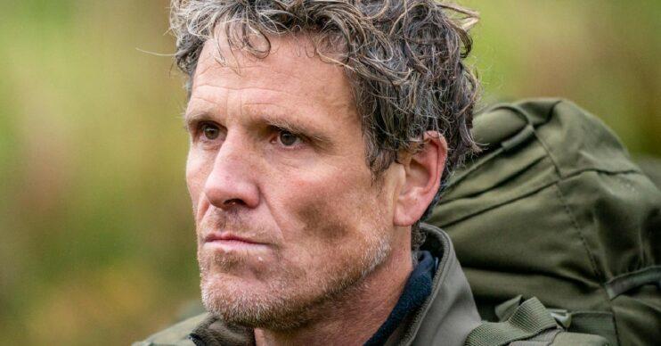 James Cracknell on Celebrity SAS 2021