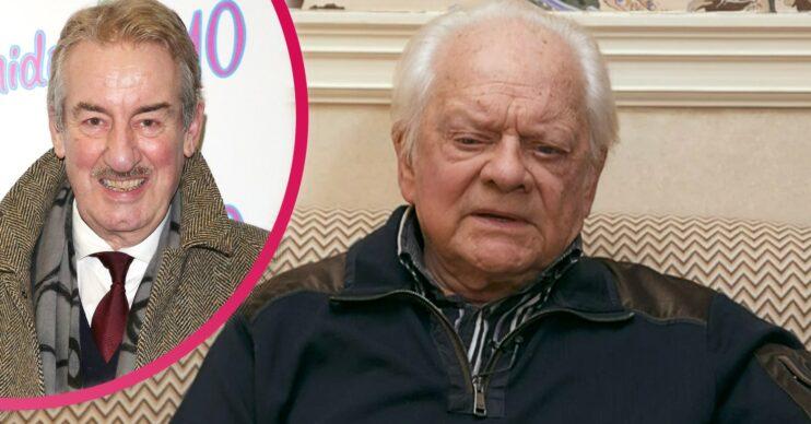 Sir David Jason paid tribute to John Challis on This Morning
