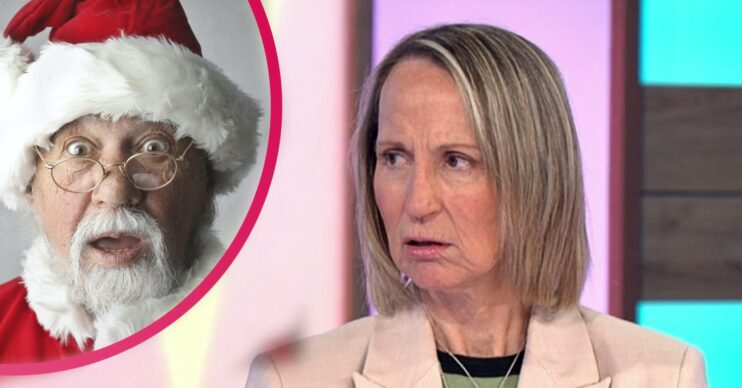Loose Women on ITV today discussed Christmas and viewers thought it was too early