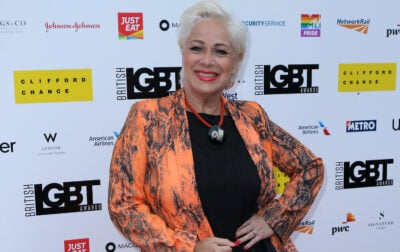 Denise Welch from Loose Women says she can't visit her father in hospital
