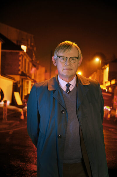 Manhunt series 2 got underway last night and viewers praised Martin Clunes for his performance