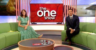 Alex Jones on One Show