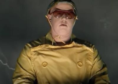 Matt Lucas in Pet Shop Boys' music videos