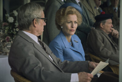 Gillian Anderson - The Crown