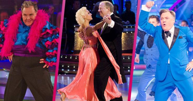 bbc dance show header